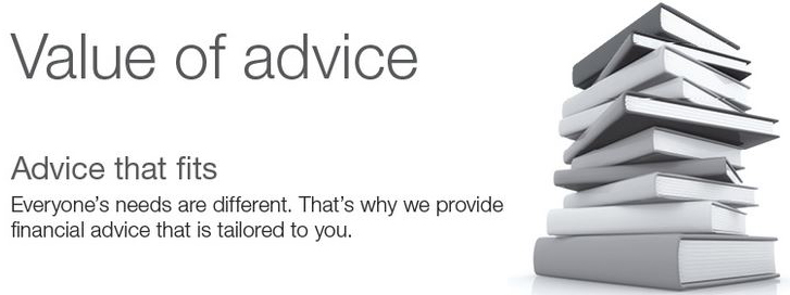 value of advice
